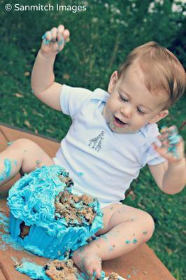 Fine Sugar Free Banana And Blueberry Birthday Cake For Baby Birthday Cards Printable Trancafe Filternl