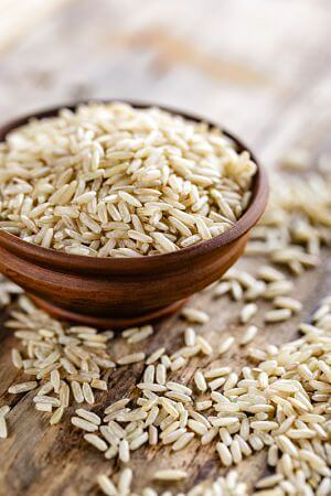 Brown Rice Baby Food