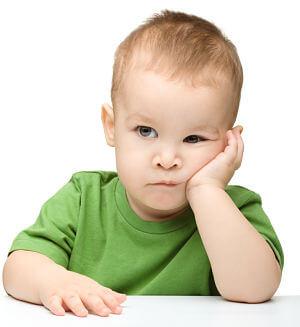 Diaper rash and baby food