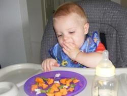 Healthy Food, Happy Baby