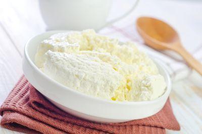 Homemade Yogurt Cheese for Baby