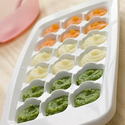 Homemade baby food accessories