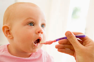 Infant rice cereal
