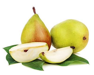 Pears for your baby food recipes
