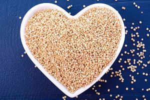 Quinoa for your baby food recipes