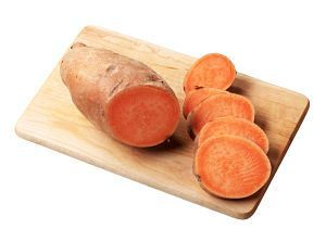 Sweet Potato for your Baby Food Recipes