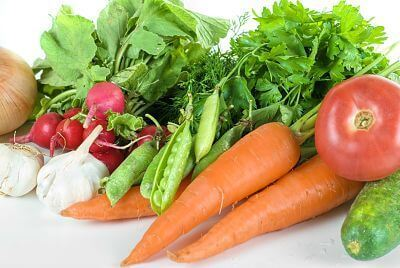 Vegetarian Baby Food Ideas