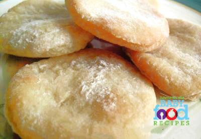 Egg-free teething cookies