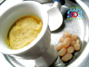Egg puree recipe