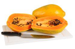 Papaya Baby Food